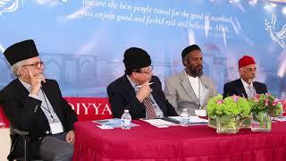 Foundation-laying ceremony Bait-ul-Ikram mosque, Dallas