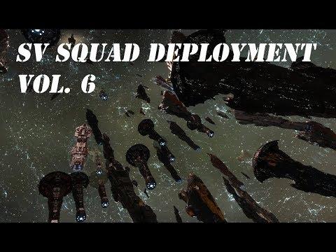 Flying Amongst Giants - SV Squad deployment Vol.6 |