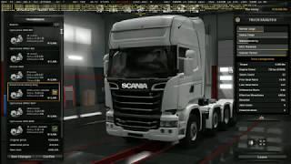 """[""""Scania V8 Topline"""", """"8x4"""", """"Heavy Duty Mod"""", """"Scania Streamline"""", """"ETS2""""]"""