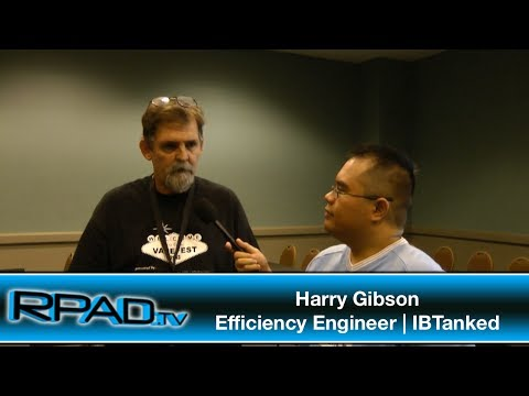 IBTanked Harry Gibson Interview (Vapetoberfest 2013)
