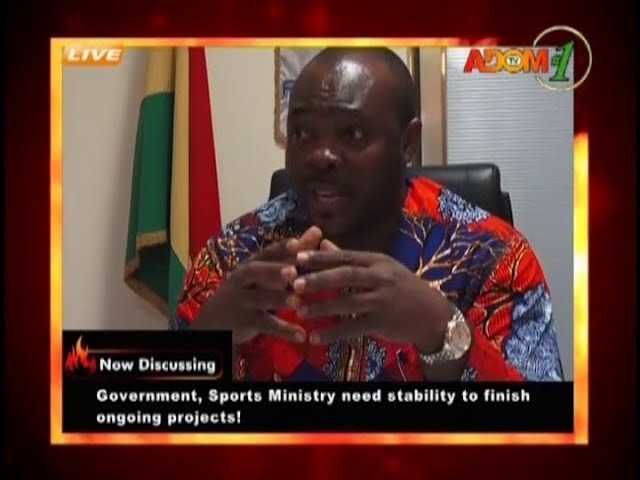 Commentary Position - Fire 4 Fire on Adom TV (12-2-19)