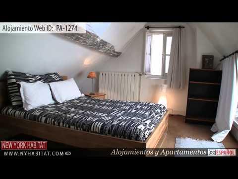 Recorrido Virtual Por Un Alojamiento De 2 Dormitorios En Montparnasse, París