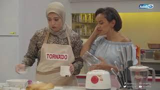 مطبخ تورنيدو | الحلقة الكاملة سادس يوم رمضان بتاريخ 22 مايو 2018