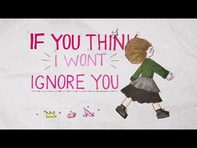 Andrew Lloyd Webber & Carrie Hope Fletcher - Bad Cinderella (Official Lyric Video)