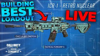 NEW UPDATE! BUILDING THE BEST COD MOBILE GUN!