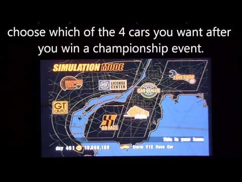 Gran Turismo 3 - How To Choose The Prize Car You Win