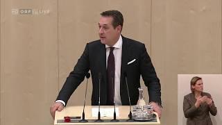 Heinz-Christian Strache (FPÖ) und der