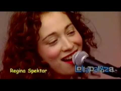 Regina Spektor - On the Radio (Lollapalooza 2007)