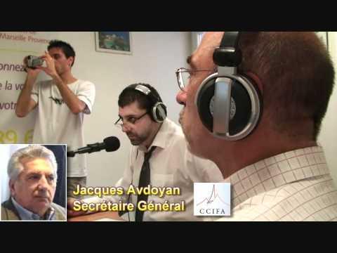 Le Club Ararat TV-Radio-Dialogue Juin 2011