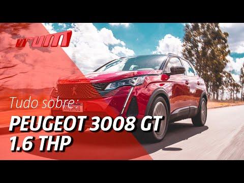 Tudo sobre o novo Peugeot 3008 GT