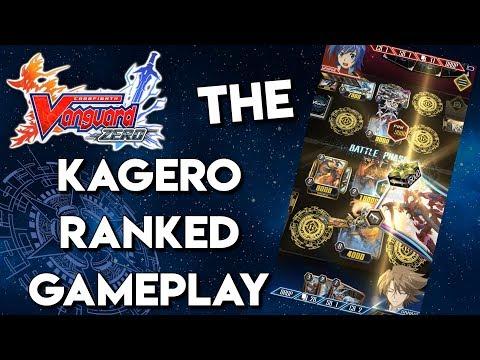 Vanguard Zero Ranked - Kagero Feature