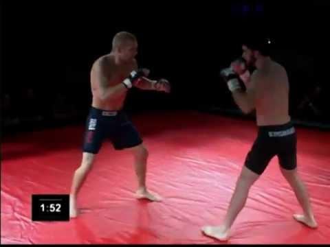 Andrew Parker Vs Marshall Gorham MMA Fight