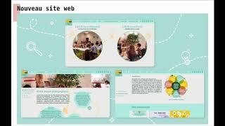 Application des principes de l'ergonomie cognitive à la création d'un site web - Margot Le Lepvrier