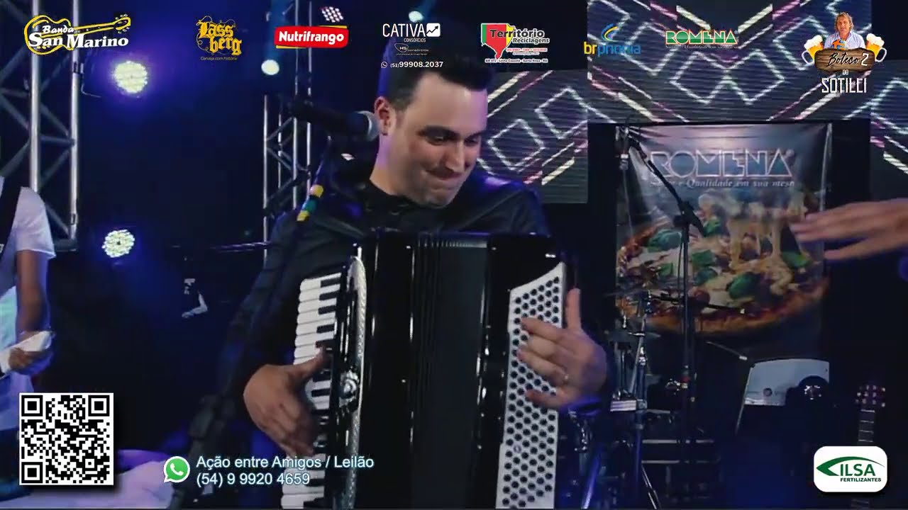 Banda San Marino - Daí Qui Miorô (Live Boteco do Sotilli 2)