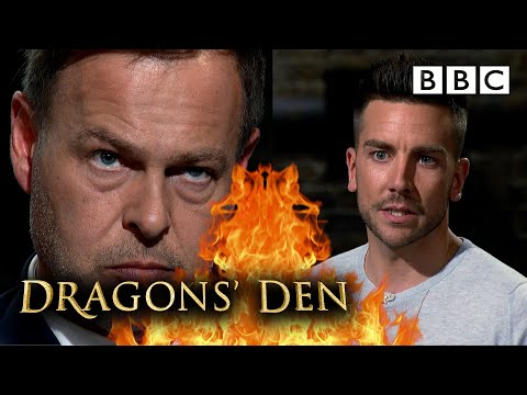 Dragons swoop over 'flawless' men's makeup biz | Dragons' Den - BBC thumbnail