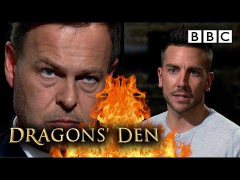 Dragons Swoop Over 'flawless' Men's Makeup Biz | Dragons' Den - BBC