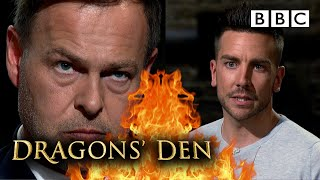 Dragons swoop over 'flawless' men's makeup biz | Dragons' Den - BBC