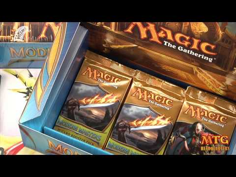 Modern Masters Booster Box Opening-Welcome To Value City