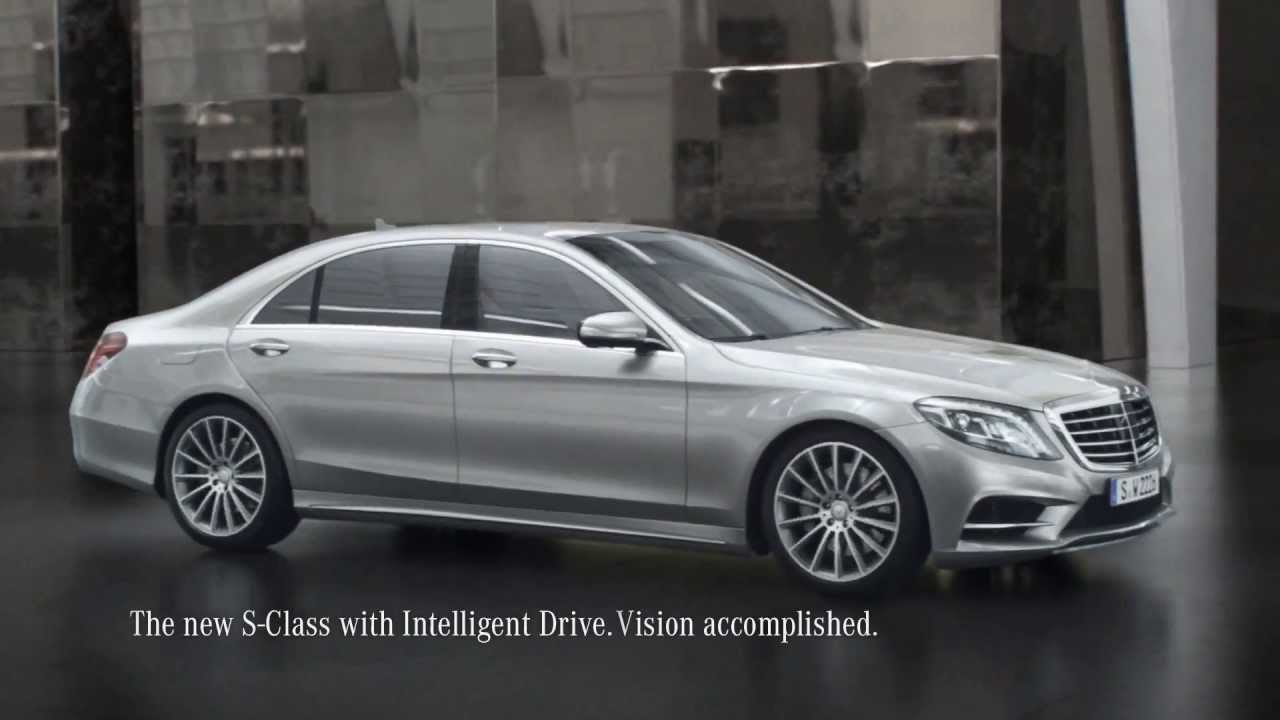 Mercedes benz 2014 s class tv commercial visions hd for Mercedes benz tv