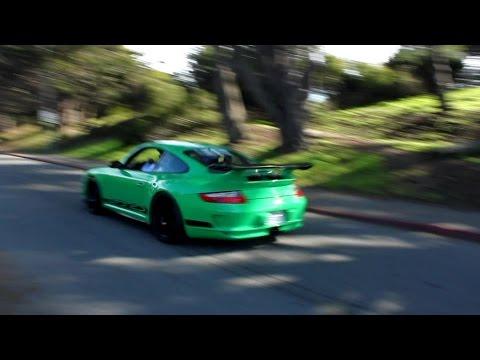 2015 Berkeley Marina EURO Meet - Cars Leaving - Hard Accelerations