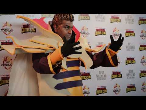 Indian Championship Of Cosplay Finalist 2019 - SHABAZ AHMED