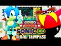 Road to Sonic Mania: Sonic CD Part 3 - Tidal Tempest (Christian Whitehead Remake)