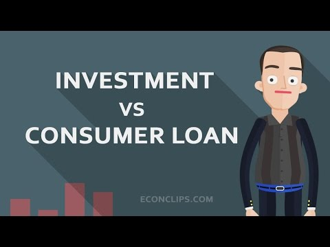 Investment Loan vs Consumer Loan #What's the difference?
