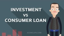 Investment Loan vs Consumer Loan | What's the difference?