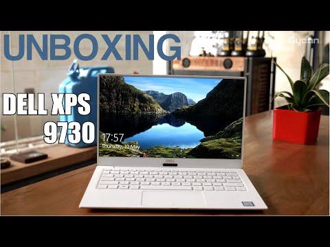 Dell XPS 9370 13 Inch 4K Powerhouse Laptop Unboxing