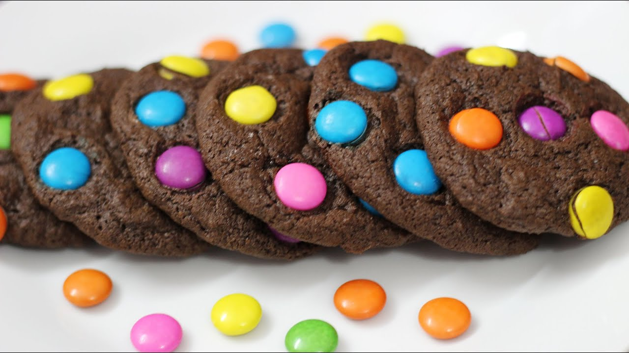 How to Make MM Cookies pictures