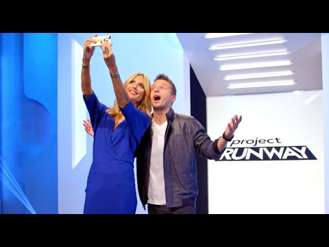 Mat Franco Finds Heidi Klum's SECRET TATTOO