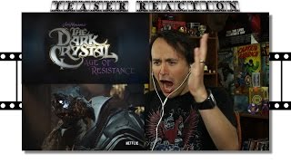 The Dark Crystal: Age of Resistance | Teaser | Netflix REACTION