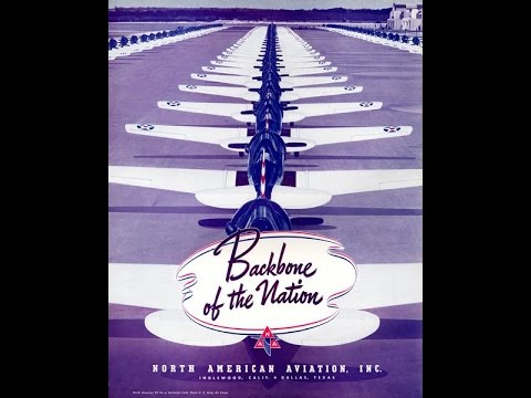 The Forgotten History of North American Aviation in Dallas