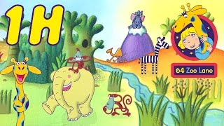 1 hour of 64 Zoo Lane : Compilation #1 HD | Cartoon for kids