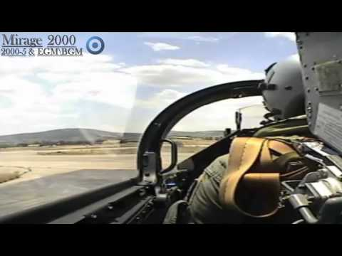 HELLENIC AIR FORCE  Mirage2000 EGM/BGM & 2000-5 Mk2 (HD)
