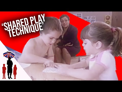 Implementing the Shared Play Technique | Supernanny