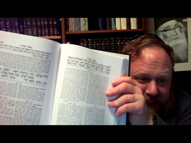 Daily Davening Discourse #22: V'lYerushalayim