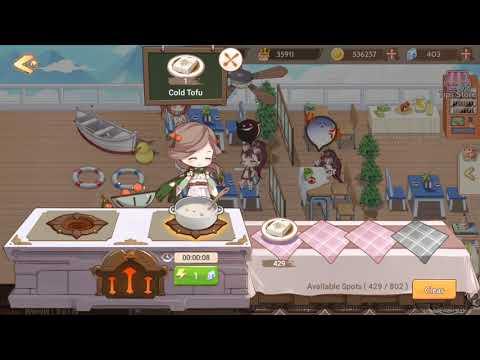 Food Fantasy Ume Ochazuke At 1 Freshness Fake Timer On Cooking