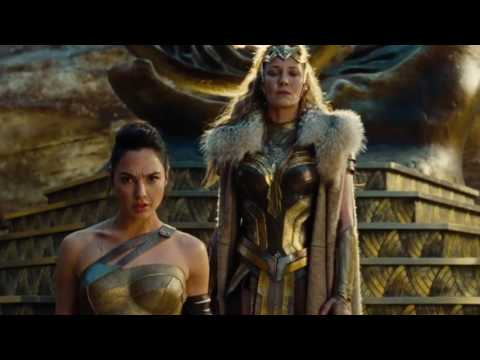 Wonder Woman: Strange Gods in a strange land!