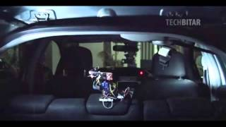 Repeat youtube video LuxBlaster Give that rude driver behind you a taste of his high beam Arduino