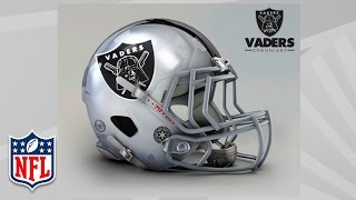 May The 4th Be With You: Top 5 Star Wars Themed NFL Helmets | NFL Now