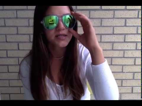 3af569f7526 Ray-Ban Aviators Women - YouTube