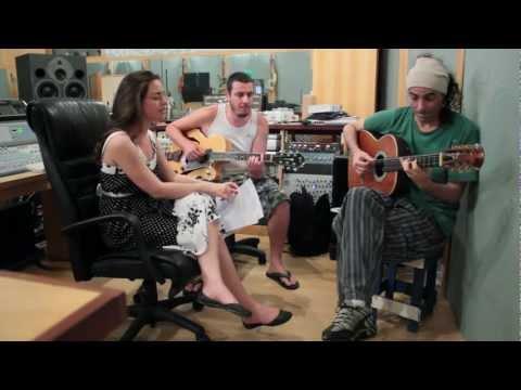"""Luzia Dvorek - Making Of gravação do álbum """"Luzia"""""""