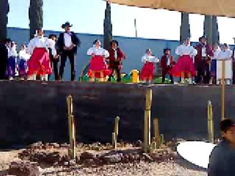 Ballet Folklorico Hunac Ceel Nuevo Leon
