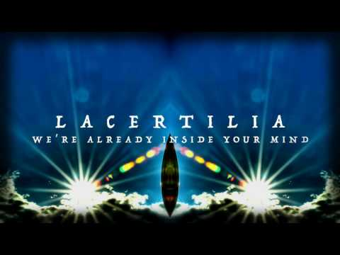 LACERTILIA - We're Already Inside Your Mind Album 2016 (OFFICIAL TRAILER)