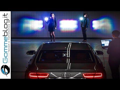 LED Audi Matrix Dan Lampu LED Laser - DOKUMENTER PERKEMBANGAN