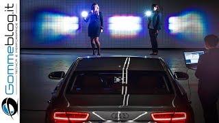 Audi Matrix LED and Laser LED Lights - DEVELOPMENT DOCUMENTARY