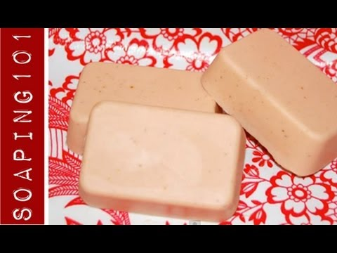 How To Make Facial Soap {for Your Skin Type}