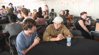 Mac DeMarco Interview at Psych Fest ATX 2015