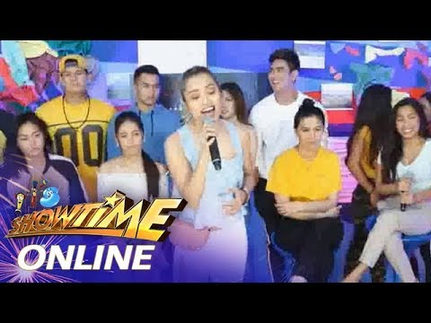 """It's Showtime Online: Eumee sings """"You Were There"""""""